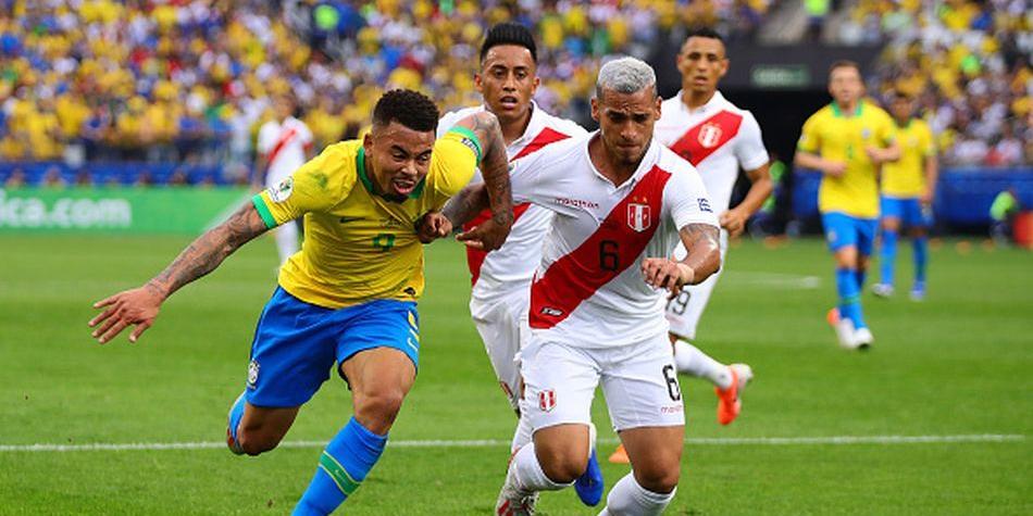 Se Confirma Que El Peru Vs Brasil Por Eliminatorias Se Jugara En El Estadio Nacional Rcr Peru