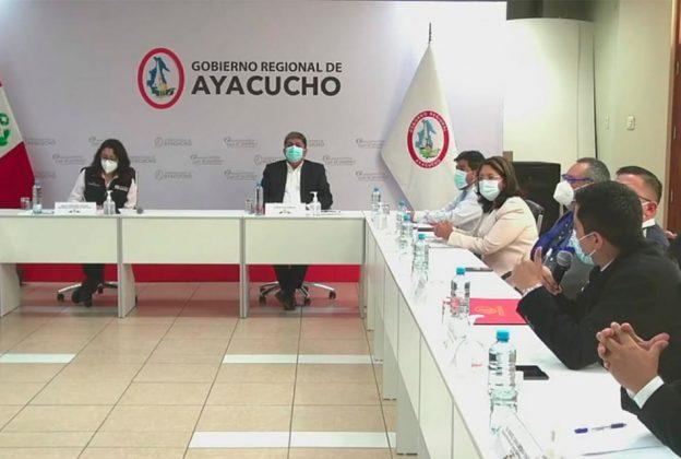 DEFENSORÍA DEL PUEBLO: URGE ENTREGA DE PLANTA GENERADORA DE OXÍGENO PARA HOSPITAL DE ESSALUD EN AYACUCHO