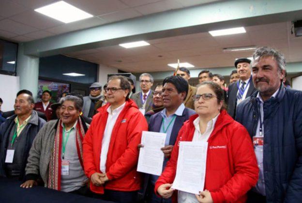 MINEM INSTALA MESA DE DIÁLOGO PARA IMPULSAR EL DESARROLLO SOSTENIBLE DE ESPINAR, CUSCO