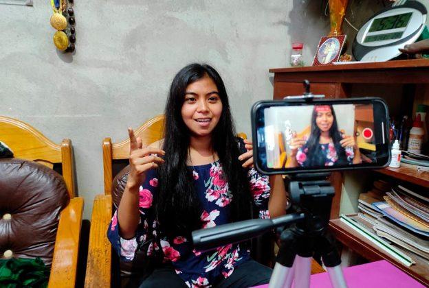 KATHERINE, LA TALENTO DE RIOJA EXPERTA EN GANAR BECAS GRACIAS A SU PASIÓN POR LOS ESTUDIOS