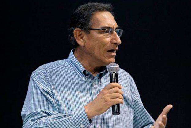 PLENO DEL CONGRESO APROBÓ INHABILITAR POLÍTICAMENTE A MARTÍN VIZCARRA POR 10 AÑOS POR EL CASO 'VACUNAGATE'