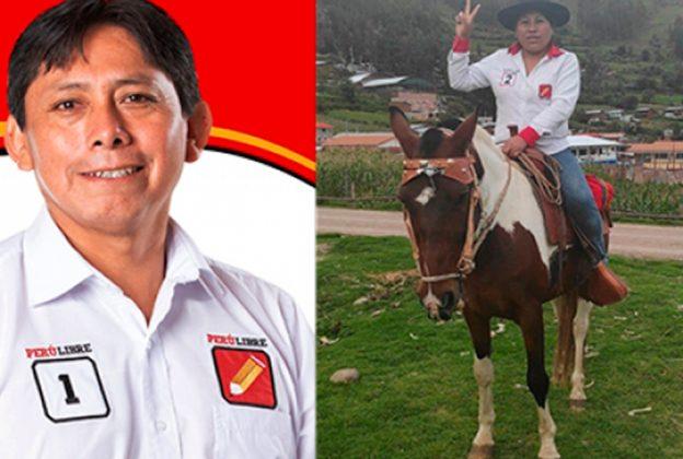 PAUL GUTIÉRREZ TICONA Y MARÍA TAIPE CORONADO SON LOS VIRTUALES CONGRESISTAS POR APURÍMAC