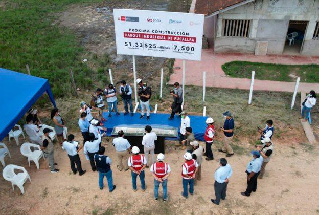 PRODUCE: PARQUE INDUSTRIAL UCAYALI TENDRÁ UNA INVERSIÓN DE US$25 MILLONES Y GENERARÁ 7500 PUESTOS DE TRABAJO