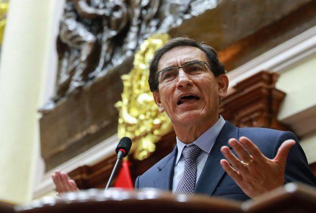 CONGRESISTAS COINCIDEN EN VALIDEZ DE JUICIO POLÍTICO CONTRA MARTÍN VIZCARRA