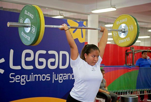 PESISTAS PERUANOS INICIAN SU LUCHA POR CLASIFICAR A LOS JUEGOS OLÍMPICOS