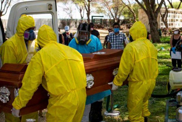 COVID-19: MINSA REPORTÓ NUEVO RÉCORD DE 433 MUERTES
