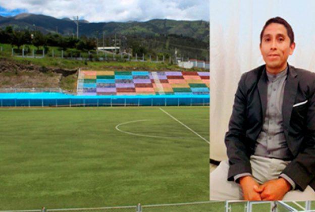 SIMIÓN PÉREZ QUISPE, ES EL NUEVO PRESIDENTE DE LA LIGA DEPORTIVA DISTRITAL DE FÚTBOL DE TAMBURCO PERIODO 2021 – 2025