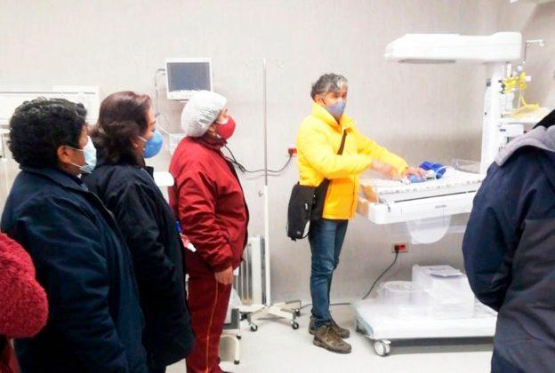 PRONIS ENTREGÓ NUEVO EQUIPAMIENTO VALORIZADO EN 115 083 SOLES A CENTRO DE SALUD PUTINA