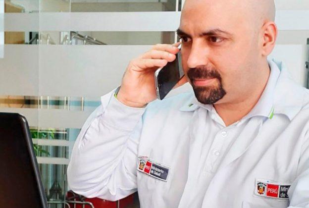 MINSA: MÁS DE 500 MIL PACIENTES RECIBIERON ATENCIÓN EN SALUD A TRAVÉS DE PLATAFORMA DIGITAL TELEATIENDO