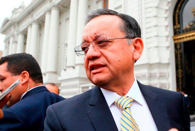 PLENO DEL CONGRESO VERÁ HOY ACUSACIÓN CONSTITUCIONAL CONTRA EDGAR ALARCÓN