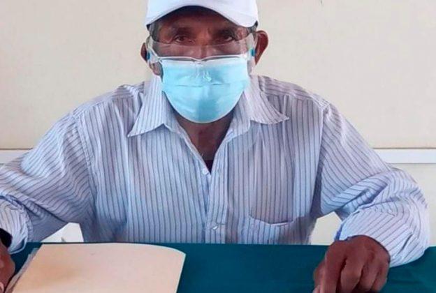 FÉLIX  SILUPÚ   ASUMIRÁ EN LAS PROXIMAS HORA LA PRESIDENCIA  DE LA JUNTA DE USUARIOS DEL VALLE DE SAN LORENZO