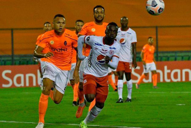 CON ALDAIR RODRÍGUEZ, AMÉRICA DE CALI IGUALÓ 0-0 CON LA GUAIRA POR LA CONMEBOL LIBERTADORES