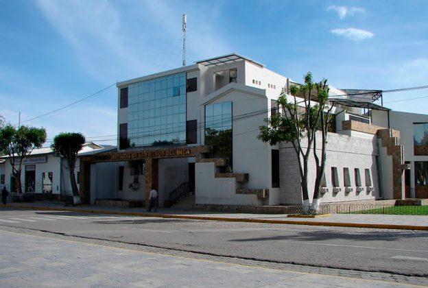 MUNICIPALIDAD DE BAÑOS DEL INCA DE CAJAMARCA GESTIONA COMPRA E INSTALACIÓN DE UNA PLANTA DE OXÍGENO MEDICINAL PARA ATENCIÓN DE FAMILIAS CONTAGIADAS