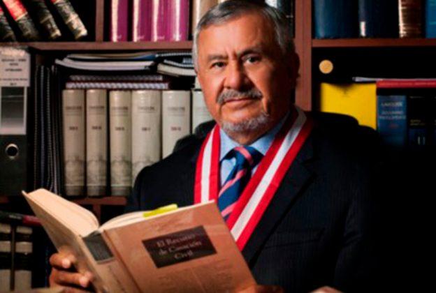 PODER JUDICIAL RECONOCE LABOR DE JUEZ FRANCISCO TÁVARA COMO PRESIDENTE DE COMISIÓN NACIONAL DE GESTIÓN AMBIENTAL