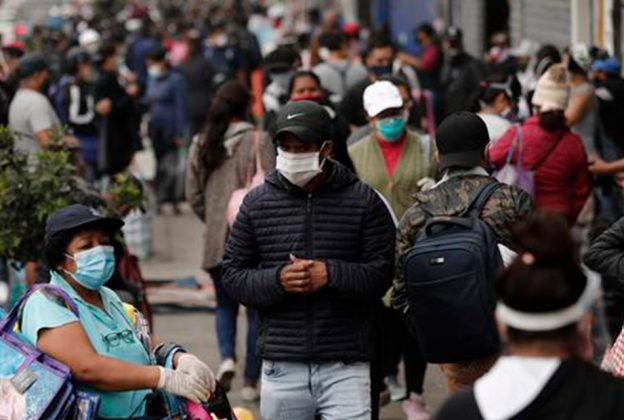 PANDEMIA HA DEJADO COMO SALDO EL 2020  3 MILLONES 330 MIL PERUANOS EN LA POBREZA