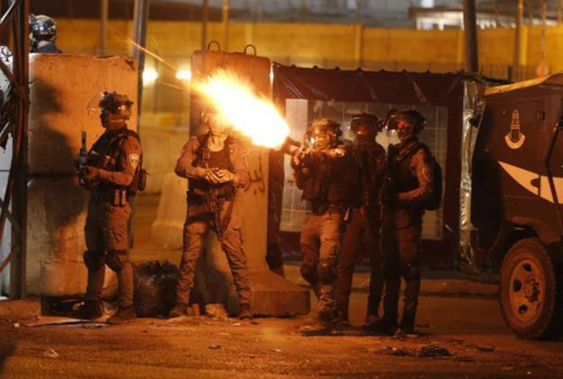 AL MENOS 35 MUERTOS EN GAZA POR ATAQUES AÉREOS DE ISRAEL EN RESPUESTA AL LANZAMIENTO DE COHETES