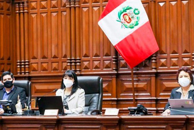 PLENO RECHAZA DEBATE DE MOCIONES DE CENSURA CONTRA MESA DIRECTIVA Y PRESIDENTE DE LA REPÚBLICA