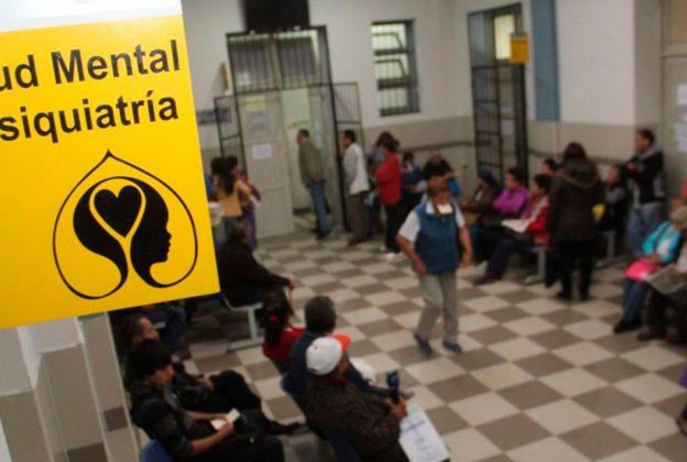 DOCE PACIENTES DE PSIQUIATRÍA EN EL HOSPITAL HONORIO DELGADO DAN POSITIVO A COVID-19
