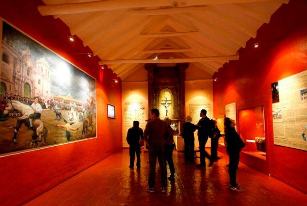 UNESCO OTORGA AL CUSCO EMBLEMA INTERNACIONAL DEL ESCUDO AZUL POR LA CASA DEL INKA GARCILASO DE LA VEGA