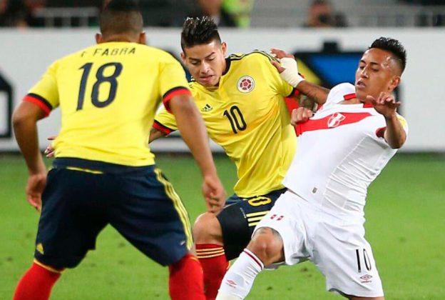 PERÚ VS COLOMBIA: CONMEBOL MODIFICÓ DE ÚLTIMO MOMENTO EL HORARIO PARA EL DUELO POR ELIMINATORIAS