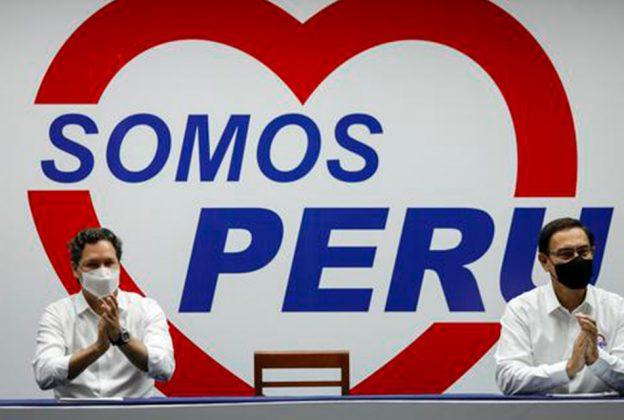 """PARTIDO SOMOS PERÚ: """"SE DEJA EN LIBERTAD A CADA MILITANTE PARA QUE DECIDA SU VOTO"""""""