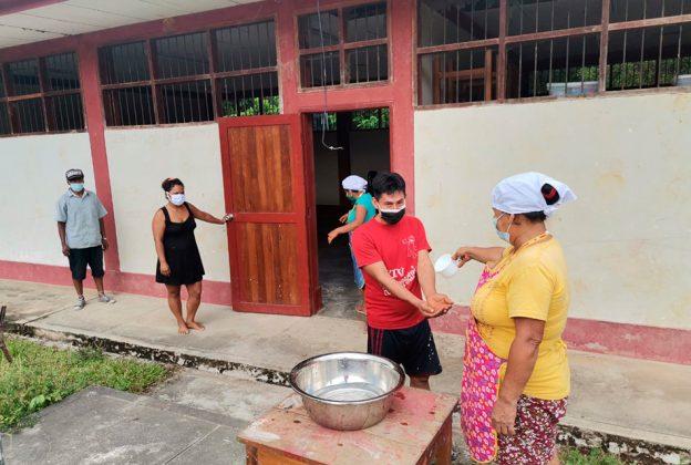 QALI WARMA Y DIRECCIÓN REGIONAL DE SALUD PROMUEVEN LA HIGIENE DE MANOS EN 4418 INSTITUCIONES EDUCATIVAS DE LORETO