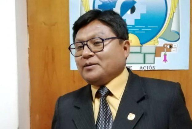 ACUSAN A GOBERNADOR DE PUNO AGUSTÍN LUQUE DE LIDERAR PRESUNTA ORGANIZACIÓN CRIMINAL