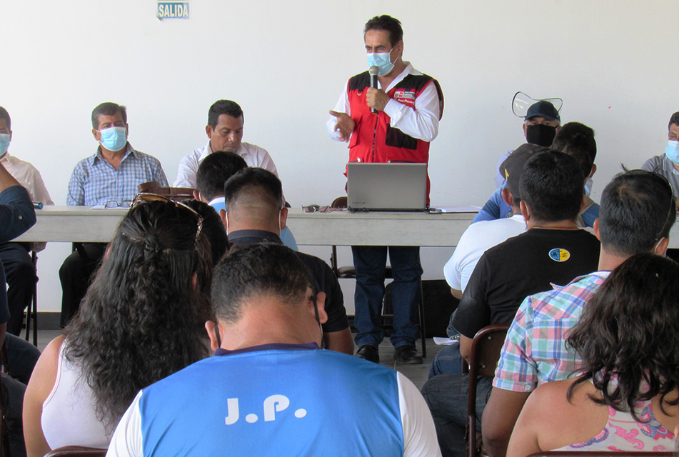 SE REINICIA PROYECTO LÍNEA DE TRANSMISIÓN PONGO DE CAYNARACHI - YURIMAGUAS