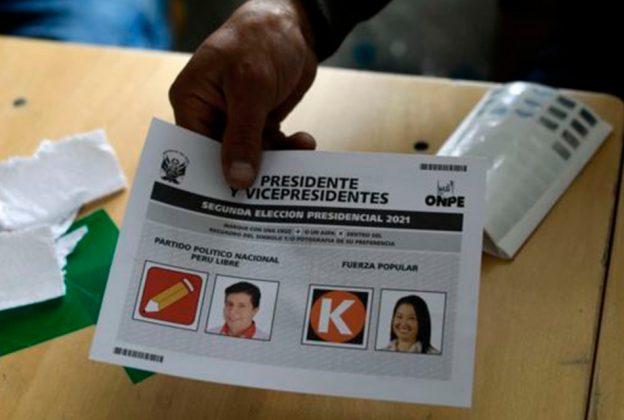 DOS TERCIOS DE PERUANOS PERCIBE QUE HUBO INDICIOS DE FRAUDE EN LA SEGUNDA VUELTA