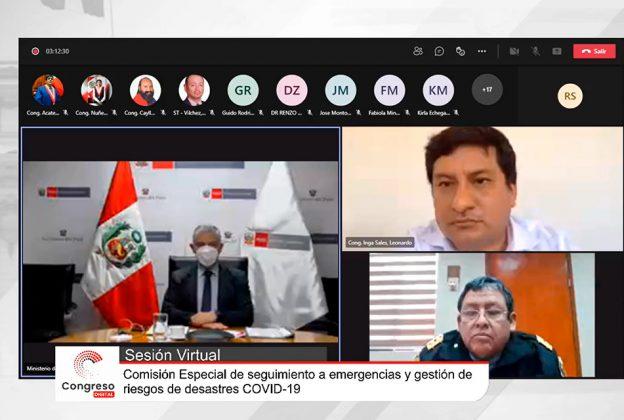 PIDEN AL EJECUTIVO SUPERAR BRECHAS DE PERSONAL DE SALUD