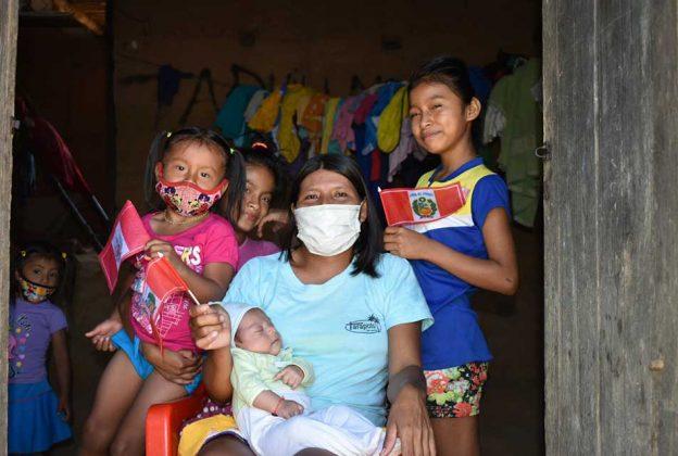 PROGRAMA JUNTOS PROMUEVE LOS DERECHOS A SALUD Y EDUCACIÓN DE MÁS DE 14 MIL MENORES Y MADRES GESTANTES EN COMUNIDADES NATIVAS