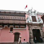 CANCILLERÍA DA POR TERMINADAS FUNCIONES DE AGREGADOS EN DIVERSAS EMBAJADAS PERUANAS