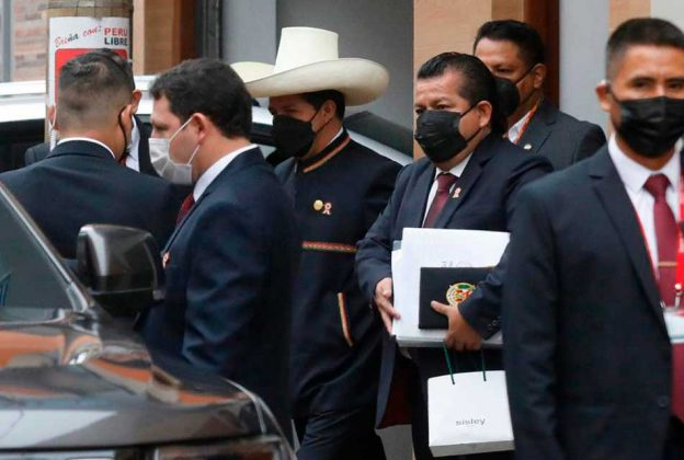 CONGRESO PUEDE EXIGIR A PALACIO DE GOBIERNO INFORMACIÓN SOBRE CON QUIÉNES SE HA REUNIDO EL PRESIDENTE PEDRO CASTILLO EN SU RESIDENCIA