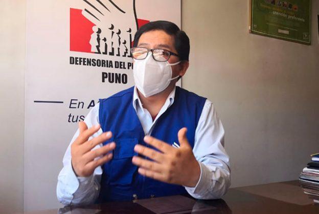 DEFENSORÍA DEL PUEBLO: ELECTRO PUNO S. A. A. Y MUNICIPALIDAD DE AJOYANI DEBEN GARANTIZAR SERVICIO DE ELECTRICIDAD EN EL DISTRITO