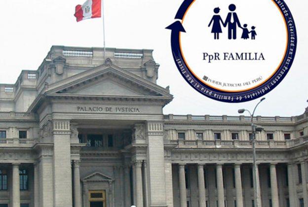 PODER JUDICIAL DARÁ MAYOR CELERIDAD A PROCESOS DE FAMILIAEN OTRAS NUEVE CORTES SUPERIORES DEL PAÍS
