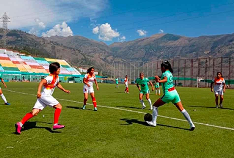 FC BUSTAP SUPERÓ 02 – 00 A ATLÉTICO ANDAHUAYLAS EN DUELO AMISTOSO POR EL FÚTBOL FEMENINO APURIMEÑO