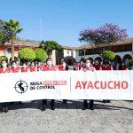 MEGAOPERATIVO DE CONTROL EN AYACUCHO EXAMINARÁ EJECUCIÓN DE S/ 524 MILLONES EN ENTIDADES PÚBLICAS