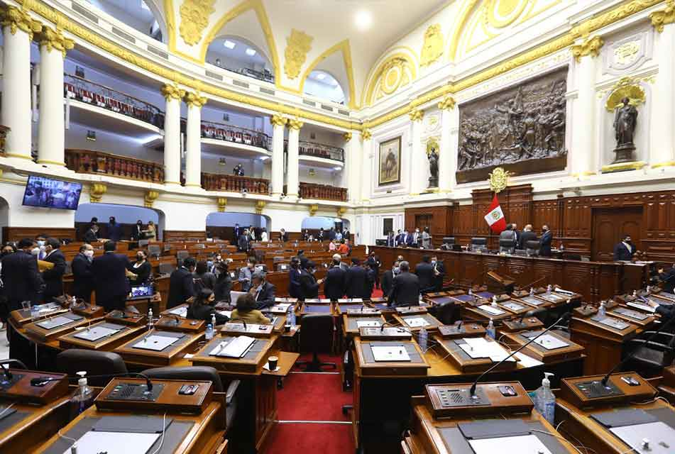 PLANTEAN URGENTE NECESIDAD DE REFORMAS POLÍTICAS Y JUDICIALES