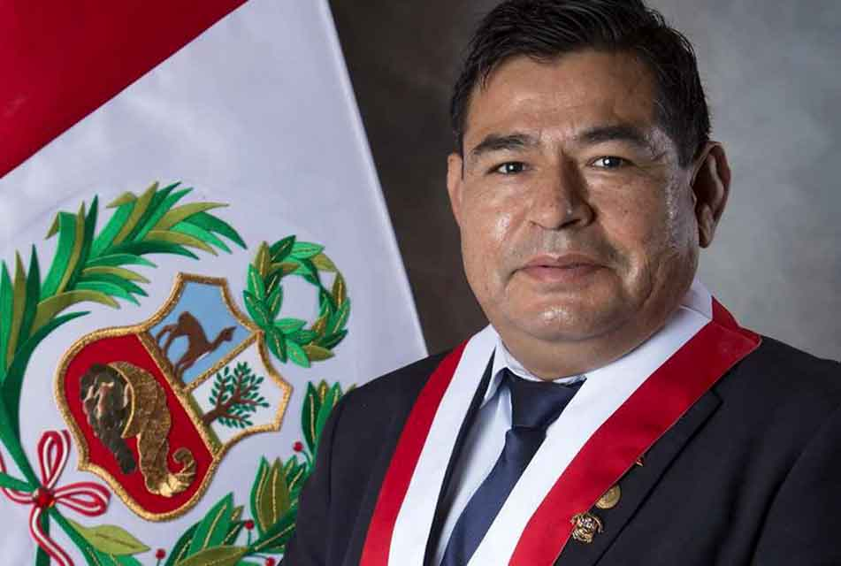 FALLECE CONGRESISTA DE PERÚ LIBRE FERNANDO HERRERA  POR PARO CARDIORRESPIRATORIO