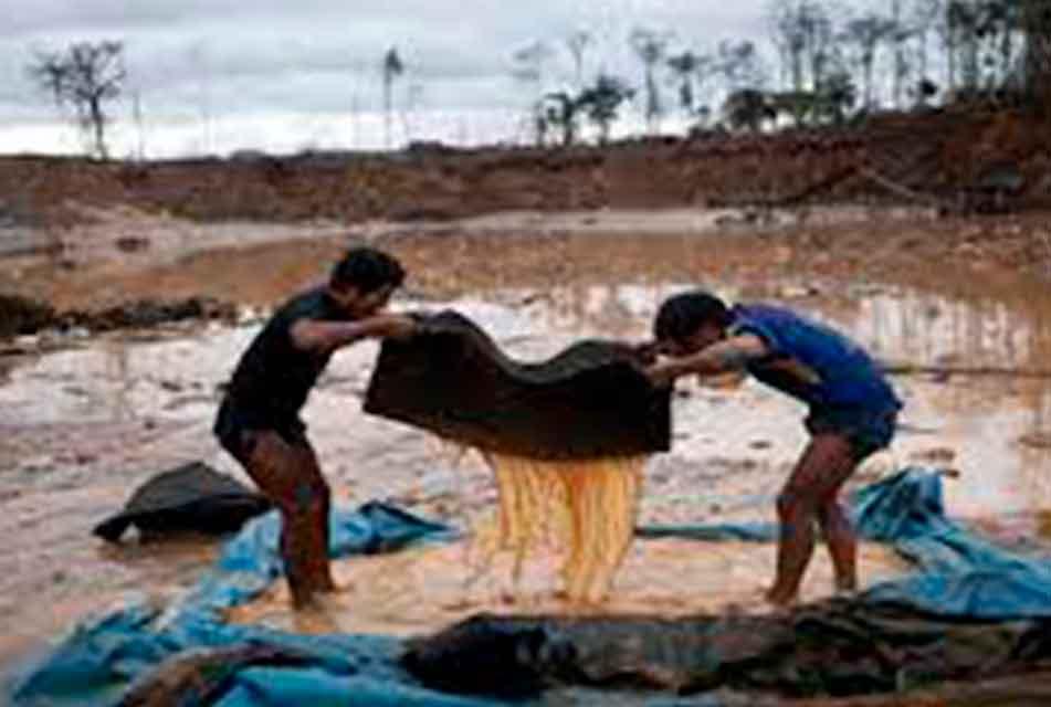 EMPRESAS FORMALES EXPORTAN ORO A SUIZA, ENVÍOS DE ORO CERTIFICADO NO INCLUYEN A LA AMAZONÍA